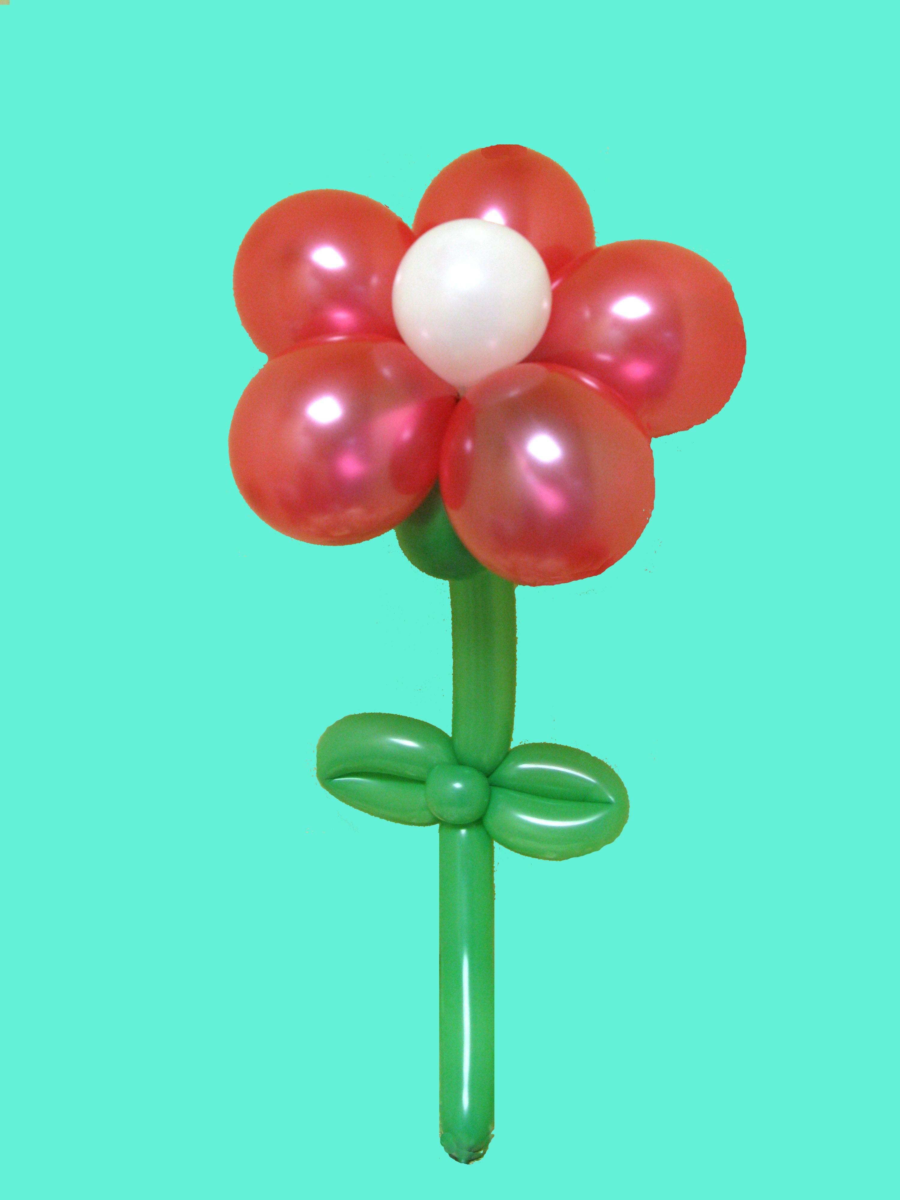 Как сделать цветы из воздушных шаров своими руками: пошаговая инструкция 51